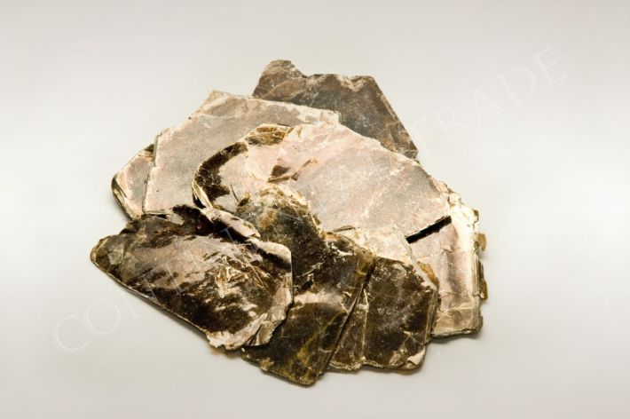 Muscovite - Glass, mica, sealing, level gauges, armature