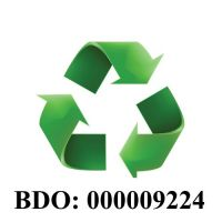 Database on products and packaging and on waste management (BDO).