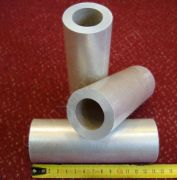 Micanite tubes - processed mica: muscovite.