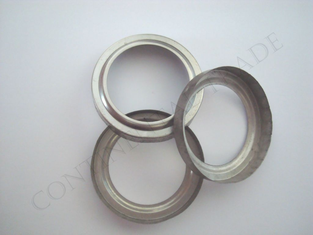 Clip rings (elements of high pressure gauge port)