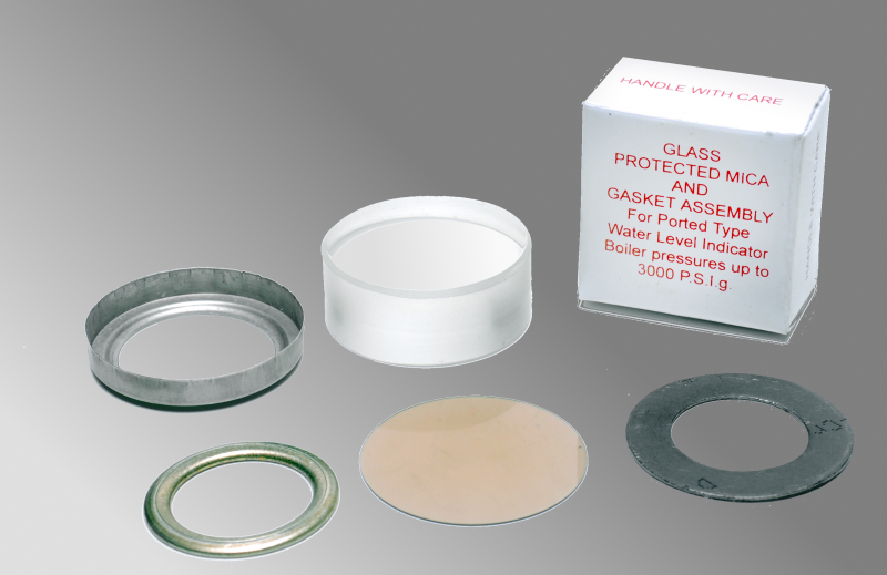 Repair kit for the high-pressure gauge kits
