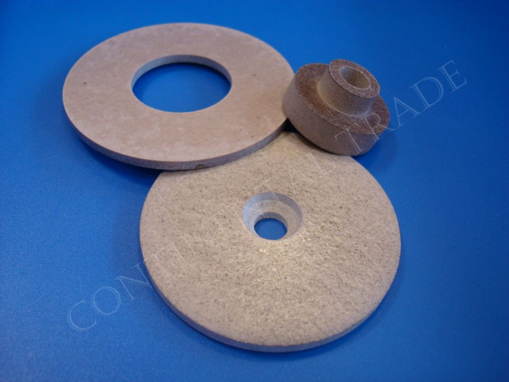 Micanite - special elements, washers